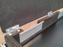Ripiano cerniere e pannelli connessioni (8)